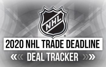 NHL 2020 Season Trade Recap