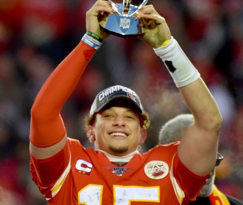 Kansas City Chiefs Win Super Bowl