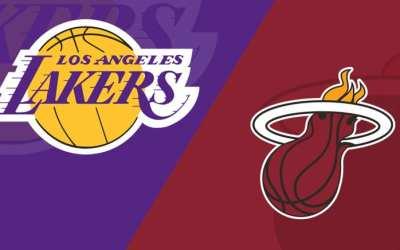 Los Angeles Lakers v Miami Heat NBA Playoff Finals 2020