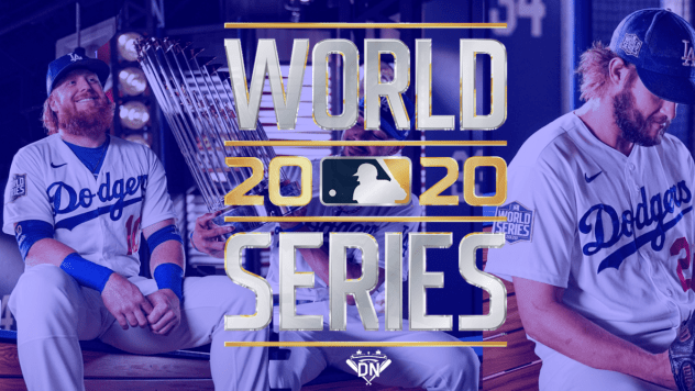 Los Angeles Dodgers Win World Series