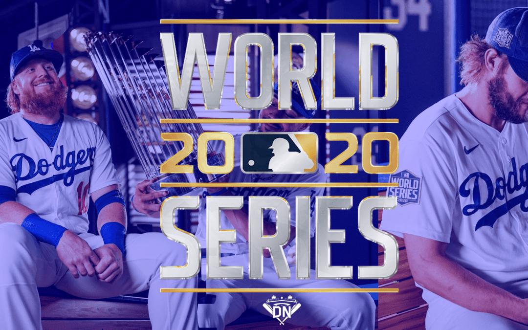 Los Angeles Dodgers Win World Series
