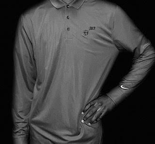 Utah Jazz Collard Gray Long Sleeve Nike