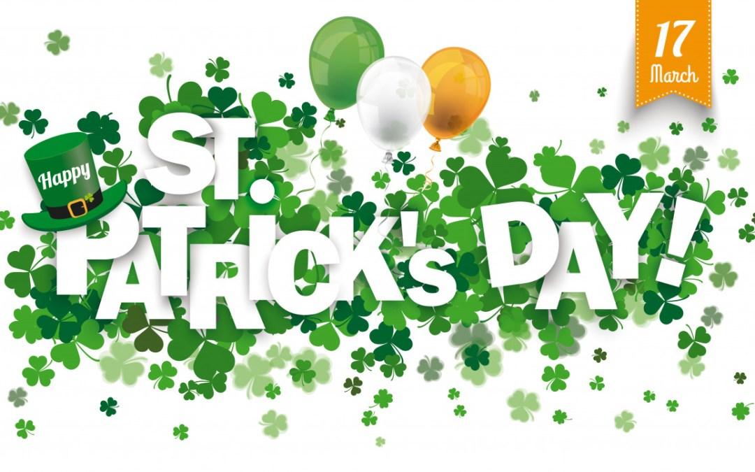 St. Patrick's Day 2021 Celebrations!