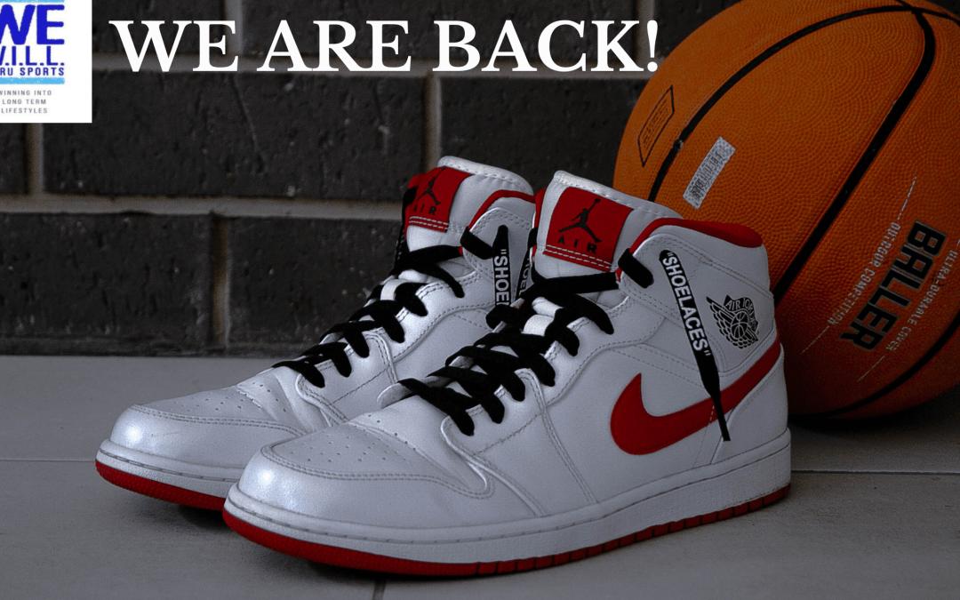 We W.I.LL. Thru Sports is Back