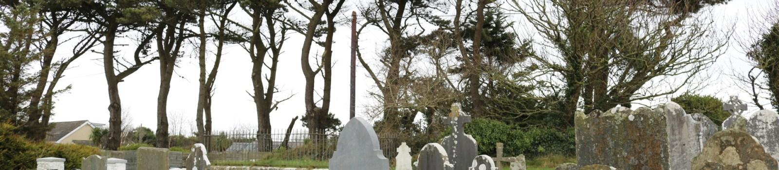 Donaghmore Cemetery, Cahore