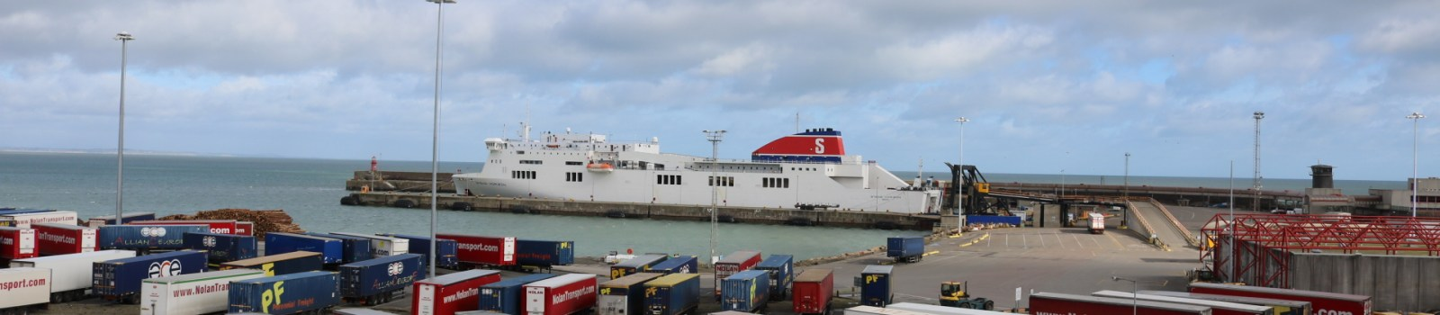 Rosslare Harbour Port