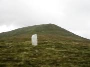 Standing stone on Bearnanamadra