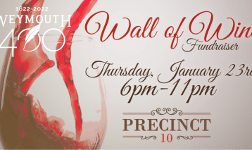 Wall of Wine Fundraiser