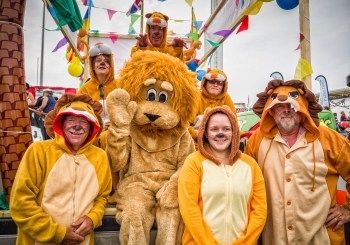 Weymouth Carnival – Wednesday 16th August 2017