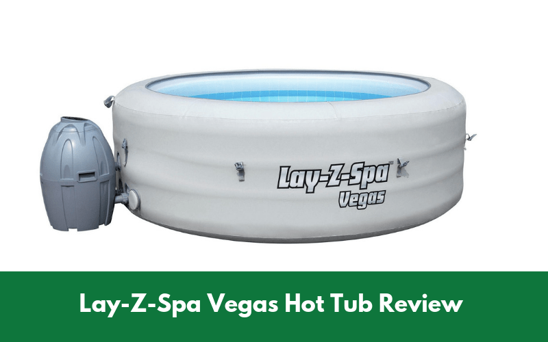Lay-Z-Spa Vegas Hot Tub Review By Bestway