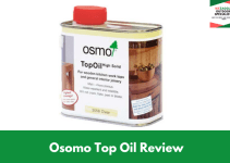 Osomo Top Oil Review