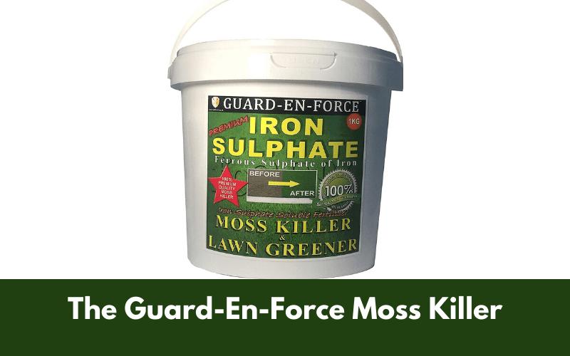 Guard-En-Force Moss Killer