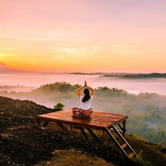 Outside Yoga & Decking
