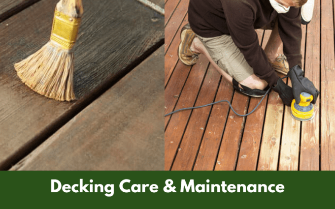 Decking Care & Maintenance