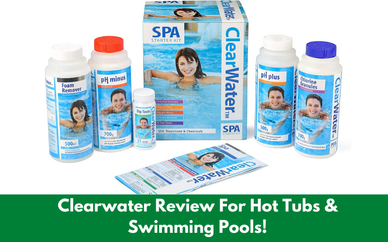 Clearwater Review For Hot Tubs & Swimming Pools!