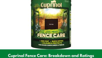 Cuprinol Fence Care_ Breakdown and Ratings