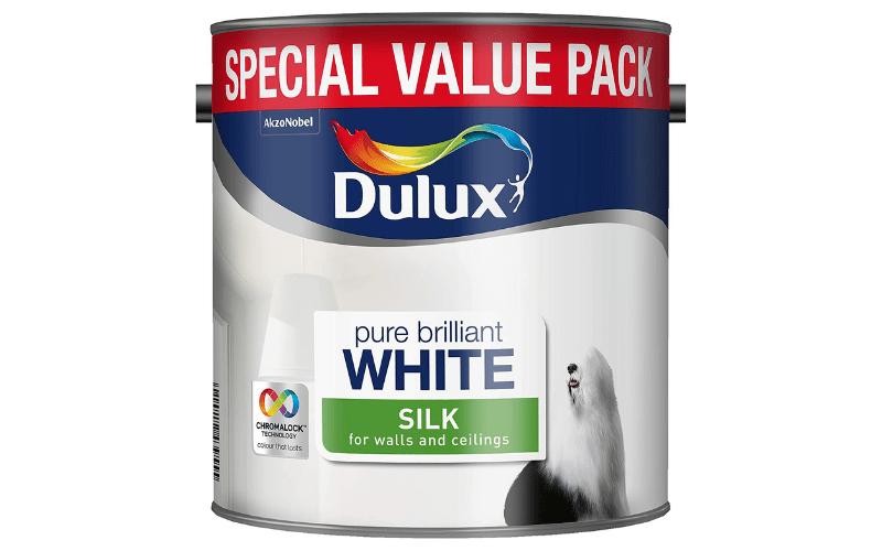 Dulux Silk Ceiling Paint