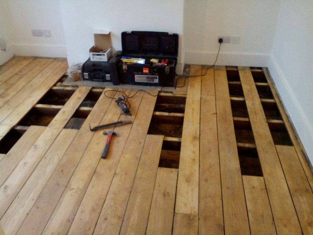 Repairing Your Floorboards