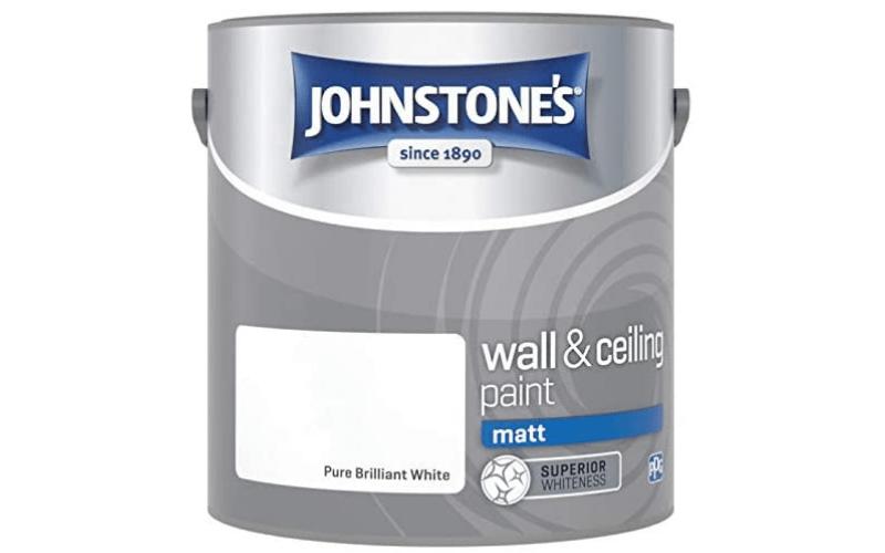 Johnstone's Ceiling Paint - White