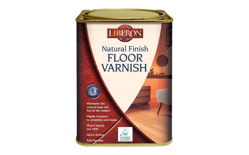 Liberon Natural Floor Varnish