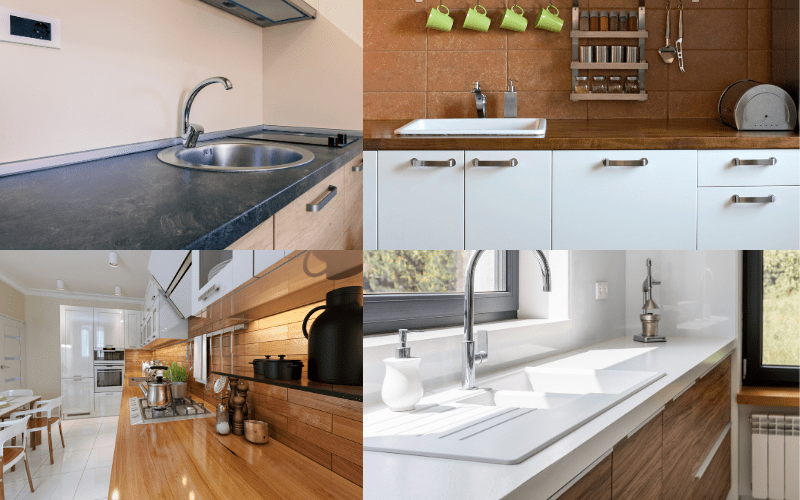Revamping Kitchen Worktops