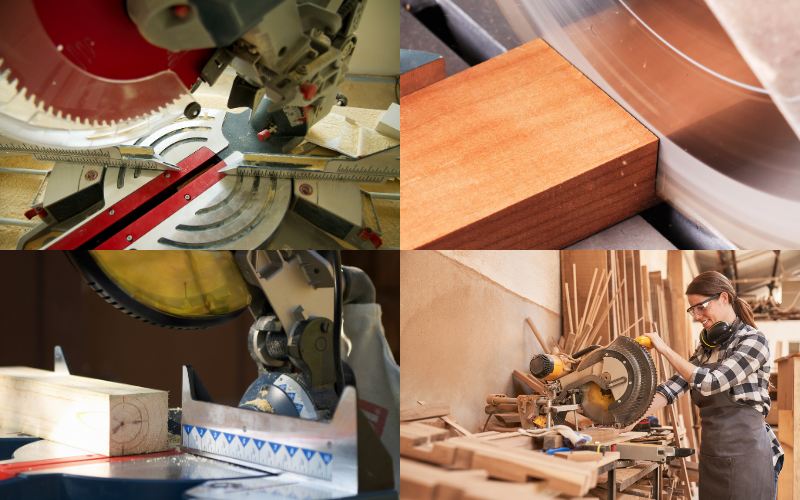 Chop Saw Examples