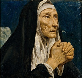 Matka - św. Monika