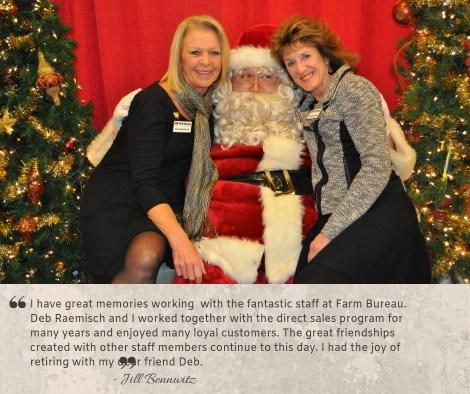 Jill Bennwitz Centennial Story
