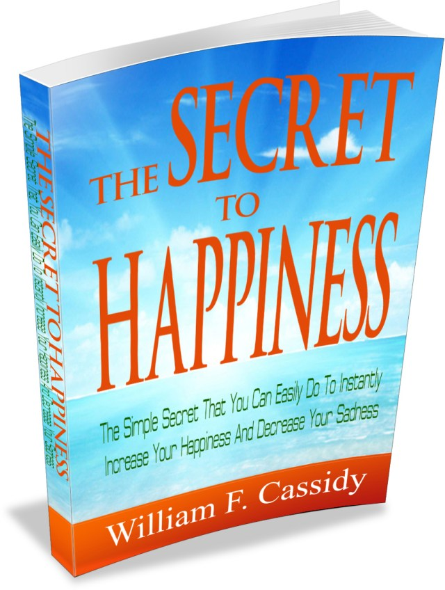 TheSecretToHappiness
