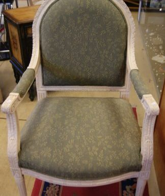 Begere French Style Side Arm Chair