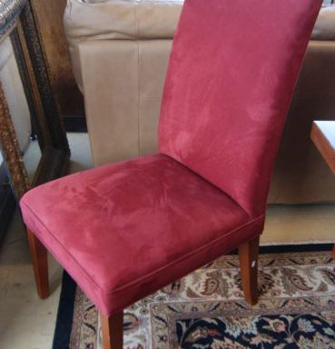 Parsons Chairs Priced Separate