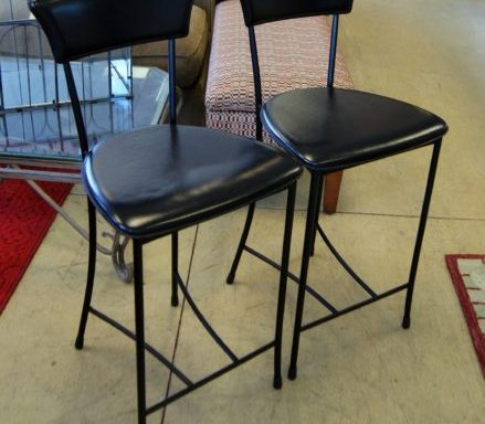 2-Bar Stools Priced Separate