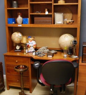 2 Piece Hutch Desk