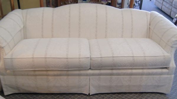 White Sofa Couch