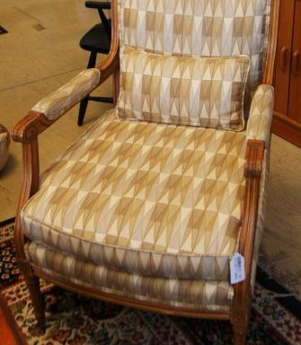 Custom Arm Chair