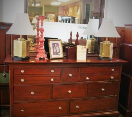 Dressers Priced Separate