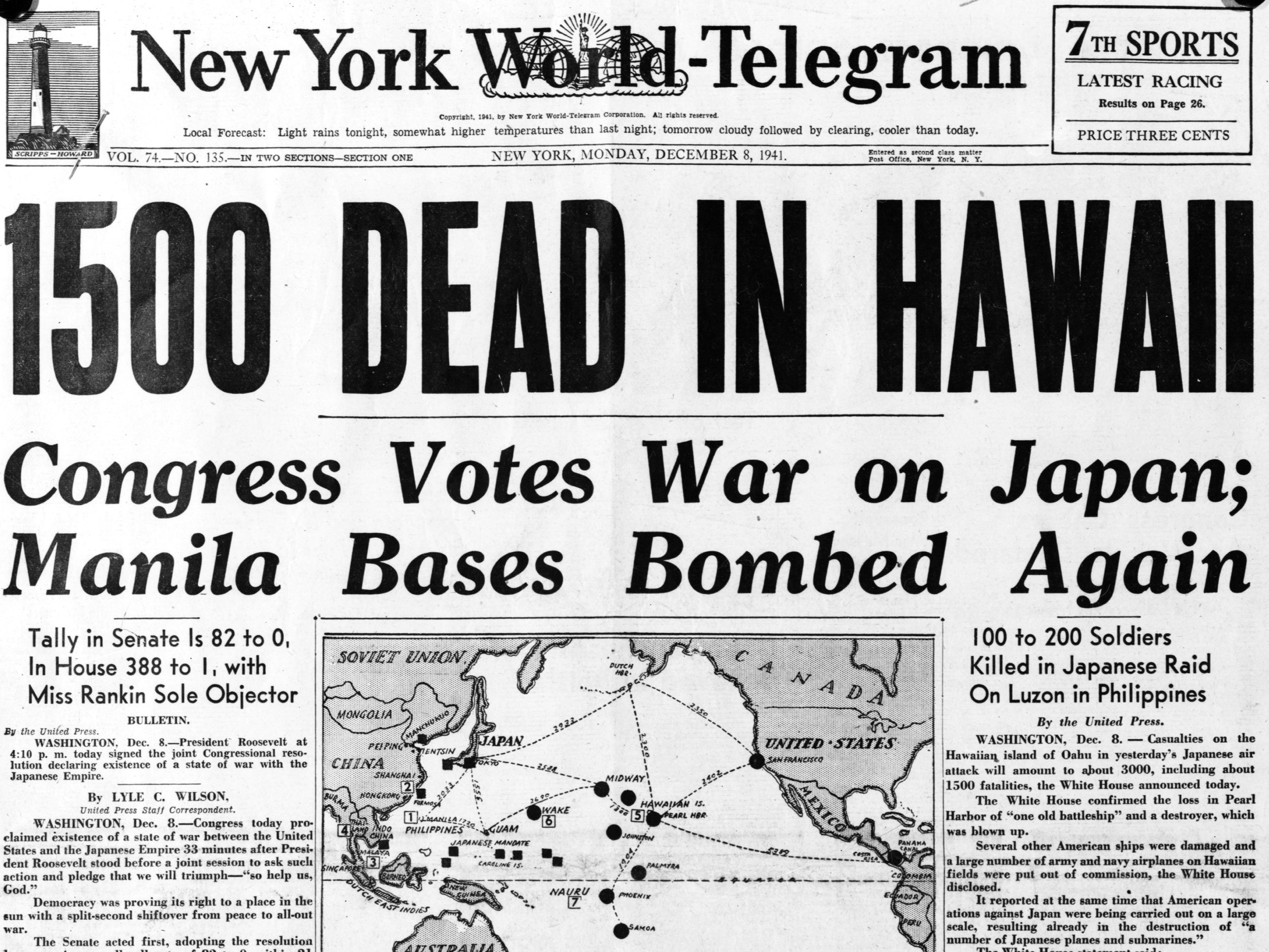 No Fdr Did Not Know The Japanese Were Going To Pearl