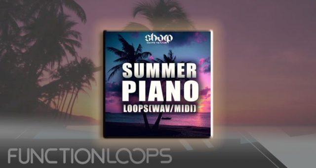 SHARP PIANO LOOPS