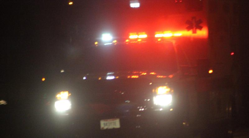 Crash In Han County