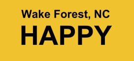 Wake Forest, NC – Happy Video