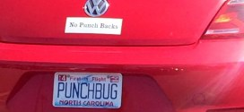 Marjorie FTW – Best Plate / Sticker Combination of the Month