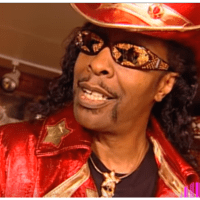 Tour Bootsy's Guitar Collection