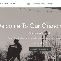 Team Work of Art Launches