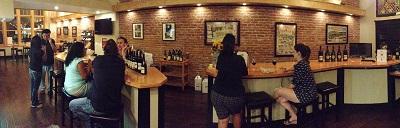 downtown tasting room