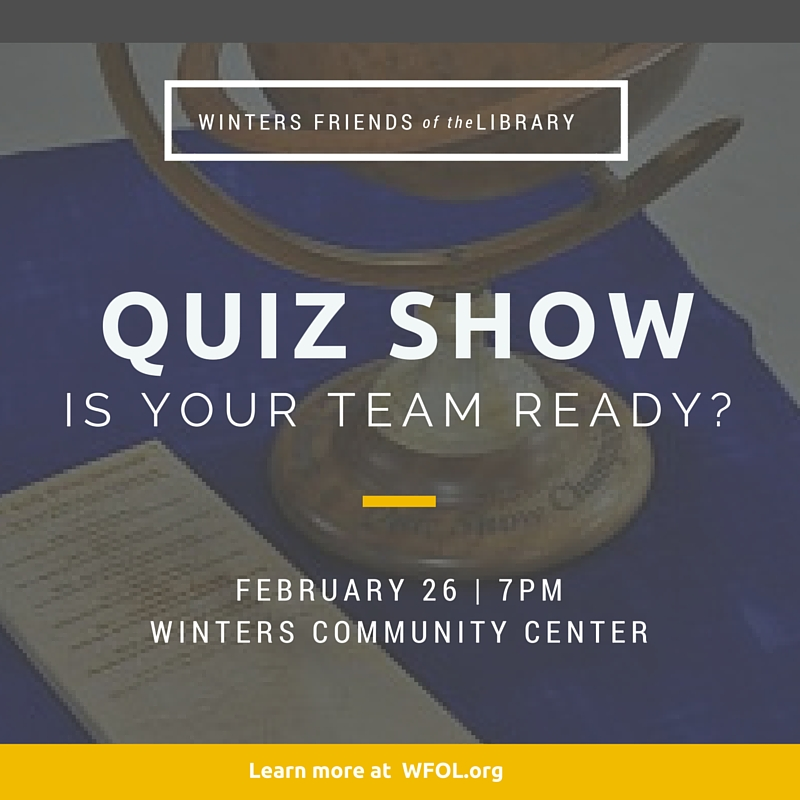Quiz Show February 23