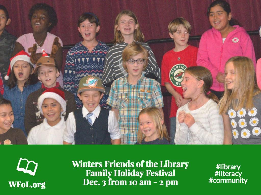 wfol.org, Family Holiday Festival