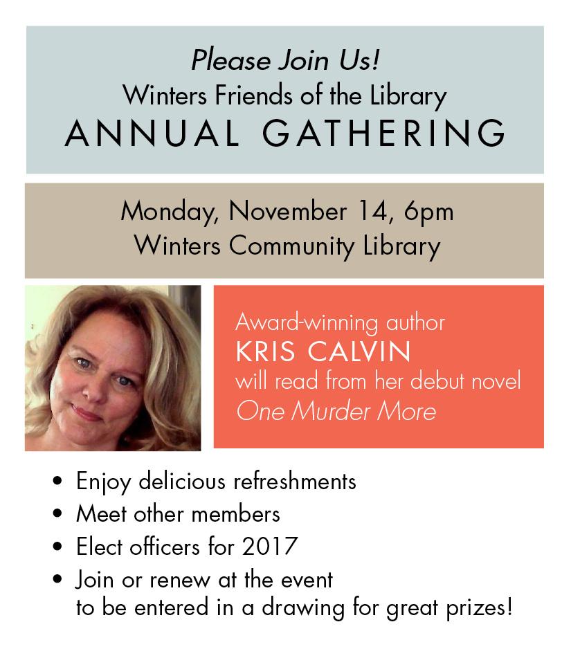 Kris Calvin WFoL Annual Gathering 2016