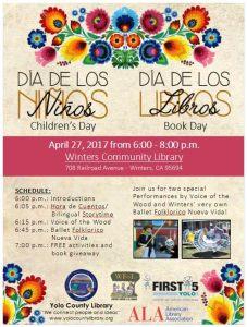Dias de Los Ninos y Libros: Children's Day and Book Day Activities