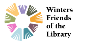 New Logo for Winters Friends of the Library