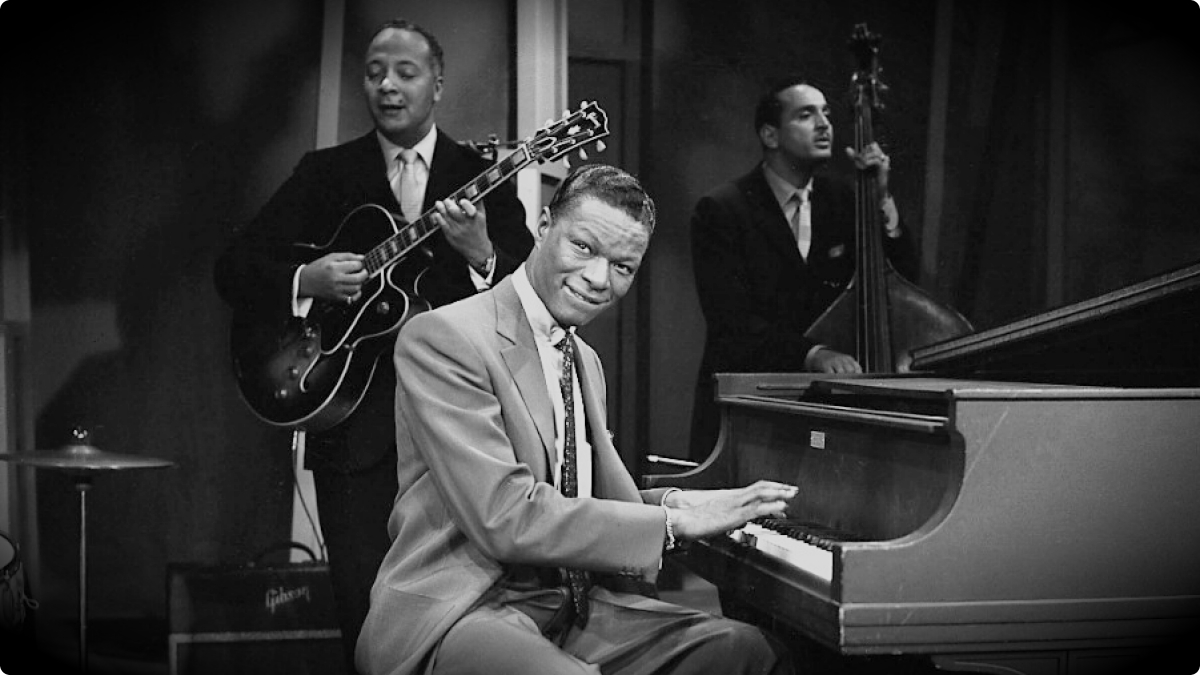 Image result for nat king cole piano